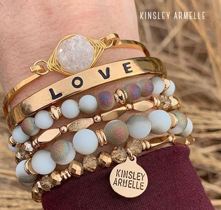 Kinsley Amrelle Collection Available At Ellington Jewelers